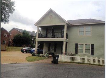EasyRoommate US - Newly Renovated House in a Safe Neighborhood! Room for rent - Tuscaloosa, Tuscaloosa - $650 /mo