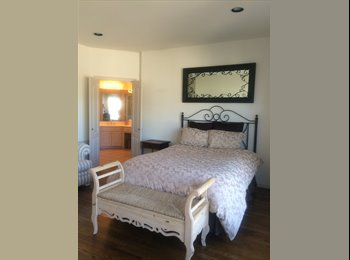Spacious Upstairs Master Suite for Rent