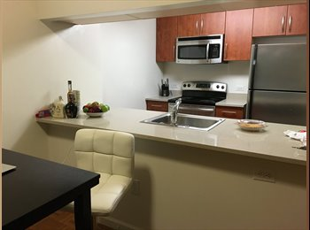 EasyRoommate US - Private Bedroom , Private Bath on Luxurious Apartment minutes to Manhattan - Hoboken, Central Jersey - $1,675 /mo