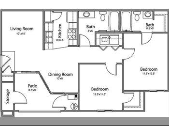 EasyRoommate US - Female Roommate Needed - Other Salt Lake City, Salt Lake City - $440 /mo