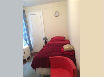 Nice furniture room for rent- great location