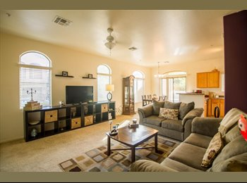 MASTER BEDROOM AVAILABLE IN NORTH PHOENIX