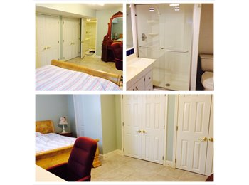EasyRoommate US - ***very clean furnished room for rent with private bathroom*** - Bethesda, Other-Maryland - $950 /mo