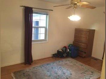 Master Bedroom for Rent with walkin Closet