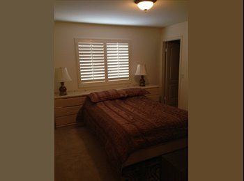 EasyRoommate US - *1 FULLY FURNSHD BDRM* in 4 BDRM HOME. UTL and HOUSECLEANING INCLUDED! - Irvine, Orange County - $925 /mo