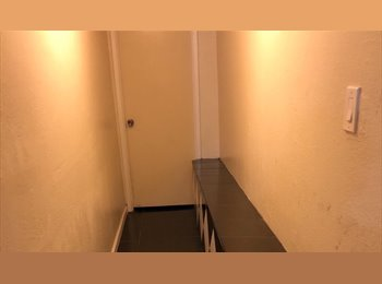 Room for rent in a 2 bdrm Apt