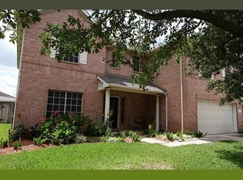 EasyRoommate US - Private Room; Private Bath in Cypress - Copperfield, Houston - $700 /mo