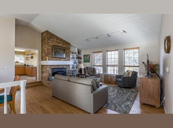EasyRoommate US - Executive Home with Extra Room Available - Highlands Ranch, Denver - $750 /mo