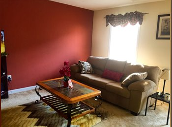 Looking for a relaxed, responsible roommate!