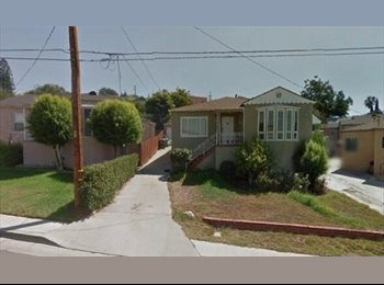ROOM available across the street from Cal State LA