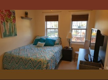 Room for rent with private bath in Alexandria