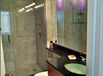 Large private bedroom and bathroom available in 2br 2bath...