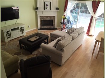 Furnished Room is available in Alpharetta, near Windward...