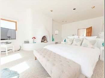 EasyRoommate US - two spacious bedrooms  for rent beach front property - Playa del Rey, Los Angeles - $950 /mo