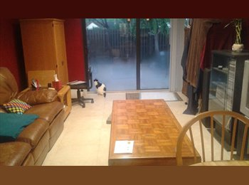 Share with woman 2/2 townhome $910 incl water & Elect...
