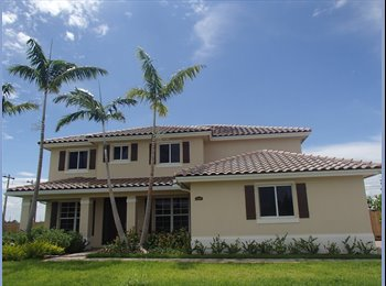 Spacious house in South Florida zip 33177