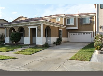 EasyRoommate US - Clean & Drug Free - Hemet, Southeast California - $400 /mo