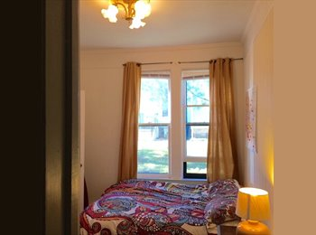 Female roommate wanted for charming 2-bedroom, close to...
