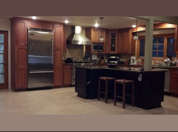 Very Large Master Bedroom For Rent In a Quiet Street in...