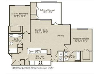 EasyRoommate US - Fun Roommate Needed in Norcross GA!! - Sandy Springs / Dunwoody, Atlanta - $675 /mo