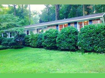 EasyRoommate US - North Buckhead House - Seeking Roommate - Sandy Springs / Dunwoody, Atlanta - $1,100 /mo