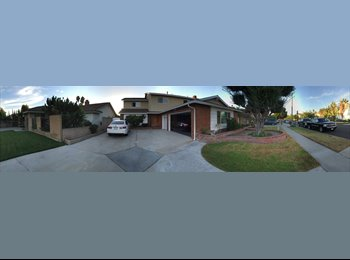 EasyRoommate US - Welcome all nice future tenants - West Anaheim, Anaheim - $500 /mo
