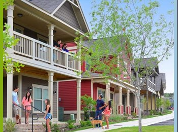 EasyRoommate US - Fully furnished 1 0r 2 bedroom sublease for Texas State Student - San Marcos, San Marcos - $650 /mo