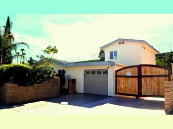 Rooms avail in 4bd/3bth home!!
