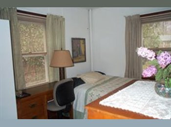 Furnished room avail in Beatiful Pvt. home for Female...