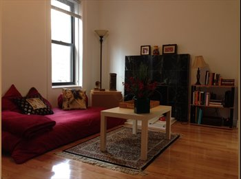 EasyRoommate US - Stunning Terrace Apartment in the Heart of Murray Hill, on Lexington Avenue - Murray Hill, New York City - $1,800 /mo