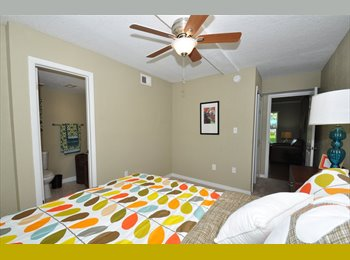 EasyRoommate US - 625/mo fully furnished all utilities included! - West Tampa, Tampa - $625 /mo