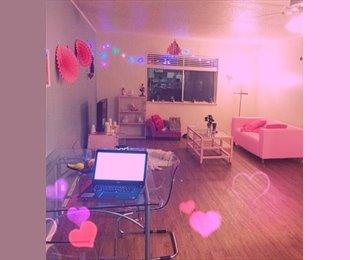 EasyRoommate US - Cute room in a cute apartment! (North Campus) - North Austin, Austin - $720 /mo