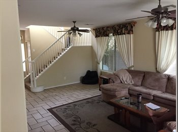 EasyRoommate US - 1 spacious room for rent in great Gilbert, AZ location - Gilbert, Phoenix - $450 /mo