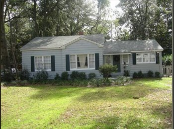 EasyRoommate US - Looking for Roommate for Amazing 2/1 Duckpond House (near downtown) - Gainesville, Gainesville - $650 /mo