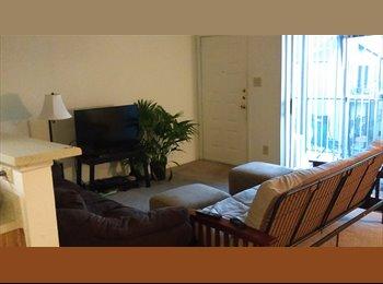 M/24 seeking roommate for a 2b/2ba 1000sqft apartment...