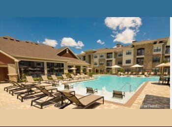 EasyRoommate US - High end living for very affordable price - Katy, Houston - $900 /mo