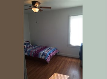 $100 a week. Very clean and Quiet