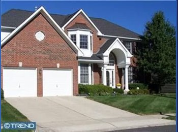 EasyRoommate US - Beautiful single family house by the golf course  - Mount Laurel, South Jersey - $800 /mo