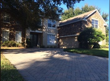 EasyRoommate US - House  in gated community for rent - Lake County, Orlando Area - $2,100 /mo