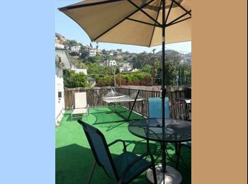 EasyRoommate US - Large room in centrally located WeHo house Dec 15th - West Hollywood, Los Angeles - $1,000 /mo