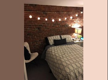 Bedroom available JUNE 1 in spacious South End 3BR!