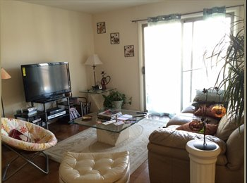 $825 Bedroom w/ private bathroom available for female...