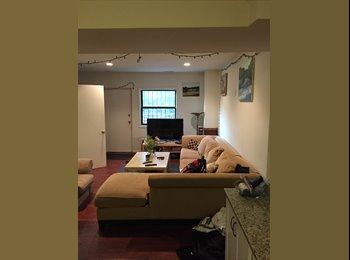 1 bedroom in 5 bd/2 bath house - 14th/U Street