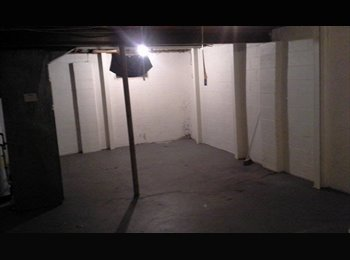 Entire basement available