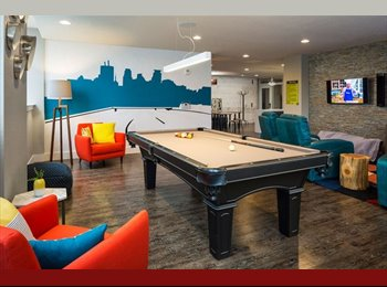 Fully furnished 1 bedroom for rent!