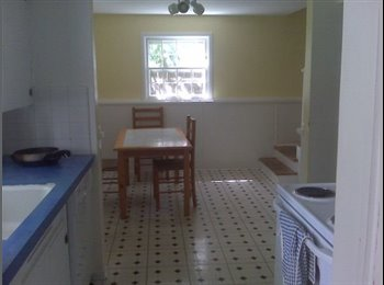 Furnished room for rent!