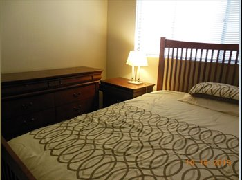 Furnished private room in good neighborhood
