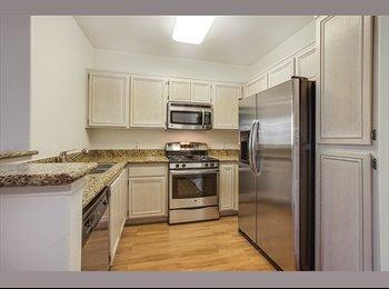EasyRoommate US - Villas @ Park La Brea  2 Bedroom 1 Bathroom Apartment Loft  - West Los Angeles, Los Angeles - $1,330 /mo