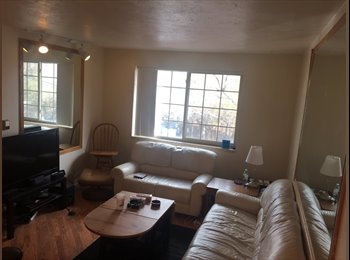 Great location and price for Boulder sublet