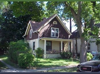 1 bedroom for rent in charming house downtown Ann Arbor...